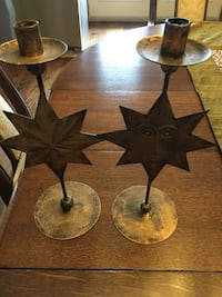 Candle holders  584 km