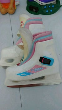 patins glace fille Bauer