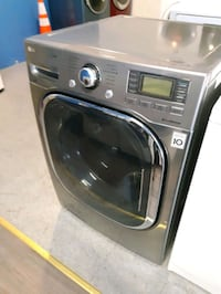 LG FRONT LOAD WASHER WORKING PERFECTLY 4 MONTHS WARRANTY  Baltimore, 21223