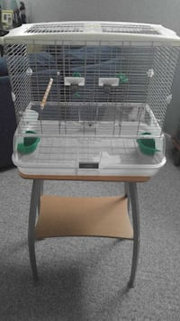 Bird Cage with Stand. by Vision Petoskey, 49770
