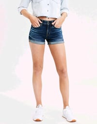 American Eagle Midi Denim Shorts Toronto, M5B 2L7
