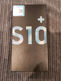SAMSUNG S10+ 128GB PRISM GREEN --- RARE SEALED BOX Brampton, L6Y 1N7