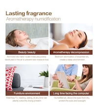 Essential oil diffuser, look at the description plz Edmonton, T5B 1P2