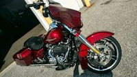 2016 HARLEY 103 Street Glide Special Motorcycle Delaware City, 19706