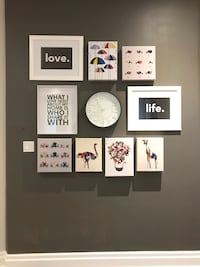 Wall art (each item)