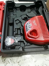 red Milwaukee power tool battery Gaithersburg, 20877