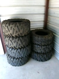 two black auto tire set St. George, 84770