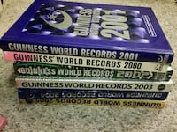 Guinness book of world records books  Surrey, V4N