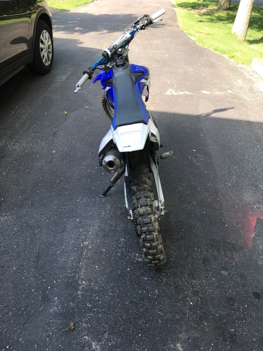 2014 Yamaha TTR125. Title available. Used for off road only   Reasonable offers ONLY.   CASH ONLY. PICK UP ONLY - United States