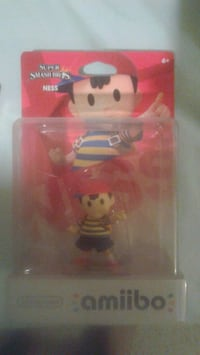 Ness amiibo first release  Pembroke Pines, 33023