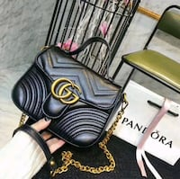 Gucci New Collection Black Purse  Vancouver, V5Z 4H2