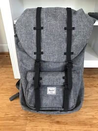 Gray Herschel Little America Backpack
