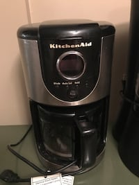 Kitchen aide 12 cup coffee pot