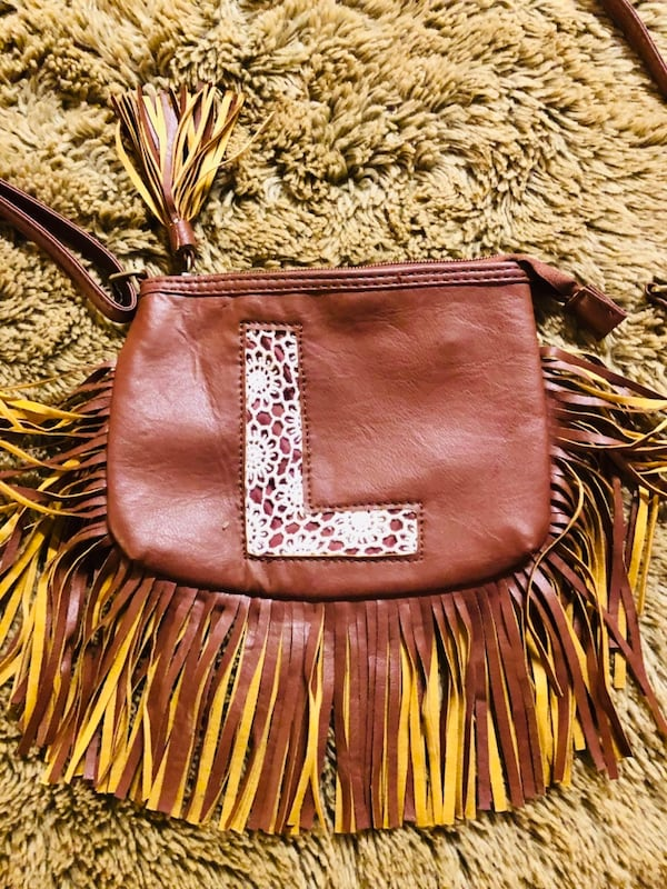 Lil Girls Fringed Purse by JUSTICE 1