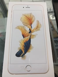 Apple iPhone 6s Plus [16]; Gold ; Brand new with apple warranty  Toronto, M5A 2G5