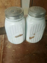 two white condiment bottles Bloomsburg, 17815