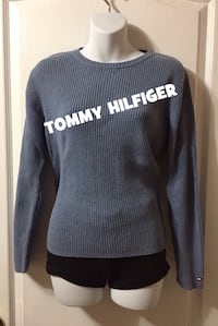 TOMMY HILFIGER Sweater: Women's Size Small