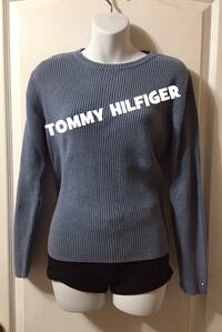 TOMMY HILFIGER Sweater: Size Women's Small