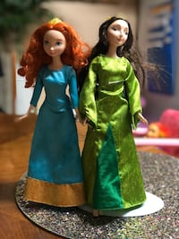 Merida & Queen Elinor  Alexandria, 22306