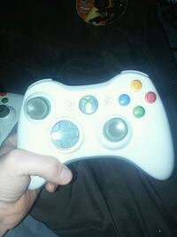 white and black Xbox 360 controller Waterbury, 06708