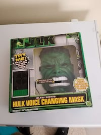 Hulk voice changing mask Tennessee, 37138