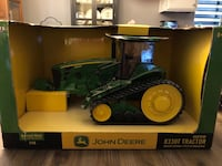 John Deere and CAT Tractors/Implements