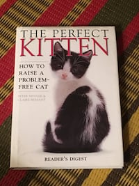 The Perfect Kitten hardcover book