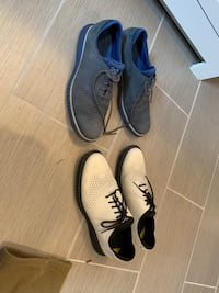 2 pair of cole haan 2.0 sweet shoes size 10 Denver, 80212