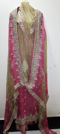 Bridal Dress Unstitched Full of Work  Rawalpindi