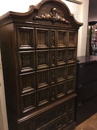 armoire dresser with 6 drawers Kensington, 20895