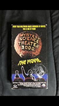 Used VHS Mystery Science Theater 3000: The Movie Las Vegas, 89178
