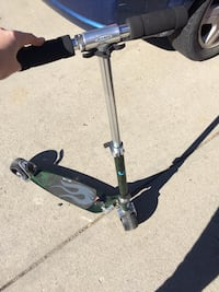 Micro Bullet Scooter