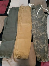 Used men joggers 3x and 4x Fredericksburg, 22407