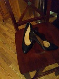 pair of black stilettos Edmonton, T5M