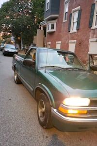 Chevy S10 truck Wilmington