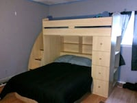 Twin over full storage bunk Holtsville, 11742