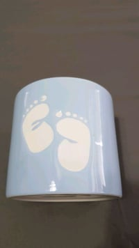 Baby Steps Vase Container Decor