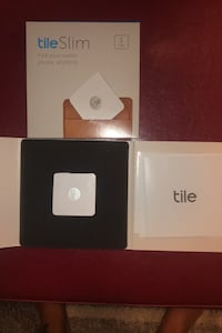 Tile slim tracker