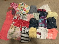 Girls Size 18-24m/24m Short Sleeve Clothing 23 Pieces  Portland, 97211