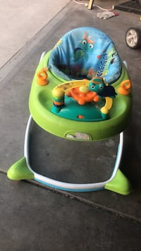 baby's green and blue walker Kerman, 93630