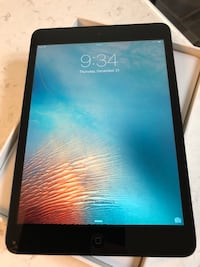 Space gray ipad Spring, 77386