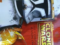 Star Wars The Clone Wars The Complete Season One St. John's, A1N