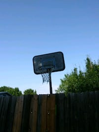 black and gray basketball hoop Mesquite, 75149