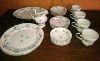 Johann maviland Bavaria china set East Providence, 02914