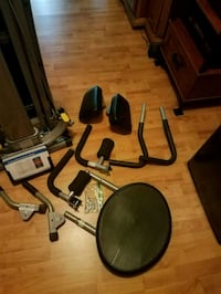 black and gray elliptical trainer Hollywood