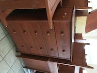Commercial grade Desks and Dressers Columbia