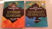 Mosby's comprehensive review for Veterinary Technicians Madison