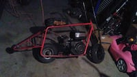 red and black dune buggy Lancaster, 93534