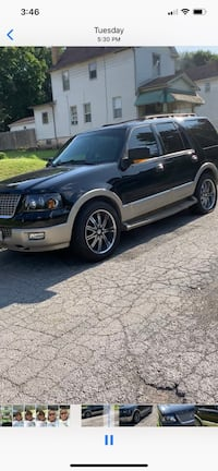 2006 Ford Expedition Eddie Bauer 4x4 Youngstown