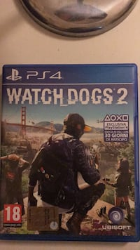 WATCH DOGS 2 PS4 Roma, 00187